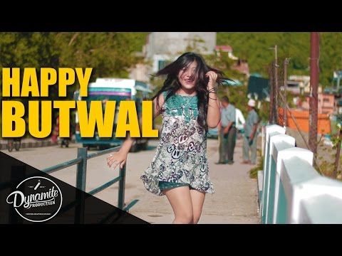 Pharrell Williams - Happy Butwal - We Are From Nepal - HD