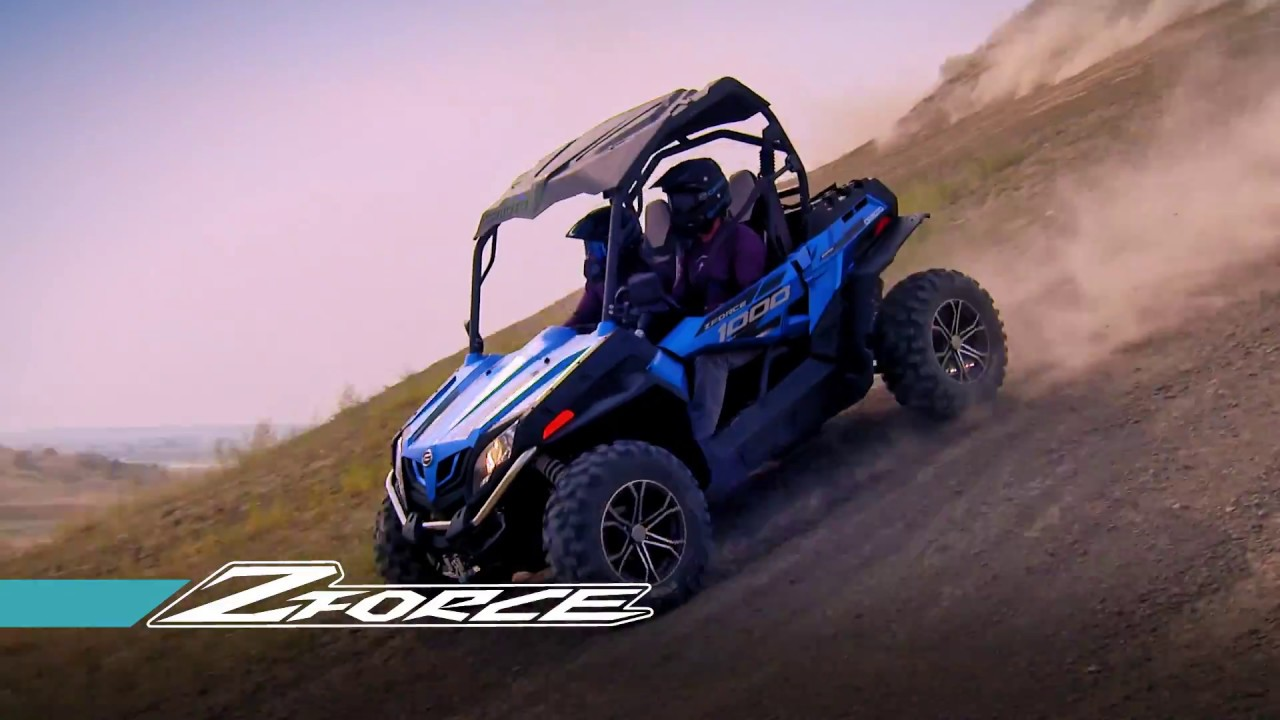 ZFORCE 1000 Specifications + Features | CFMOTO USA