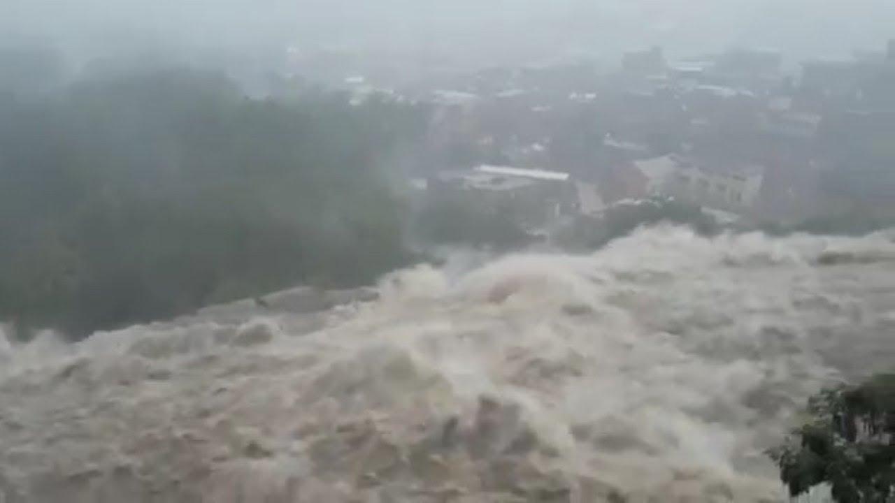 Severe Floods and Landslides in Minas Gerais, Brazil (Jan 25, 2020)