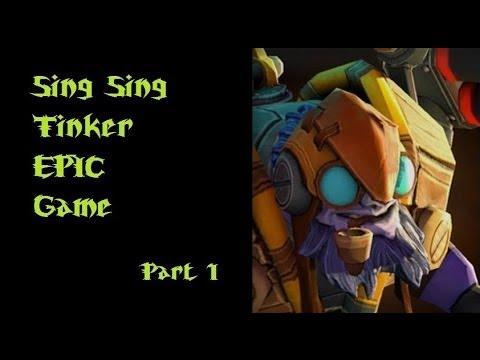 SingSing Tinker Epic Game! part 1