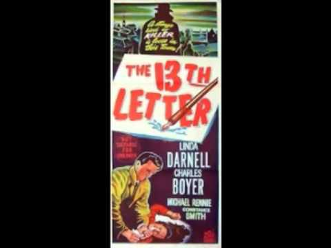 The 13th Letter is listed (or ranked) 26 on the list The Best Charles Boyer Movies