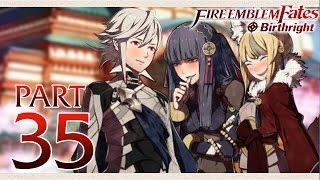 Fire Emblem Fates Birthright - Part 35 - Corrin