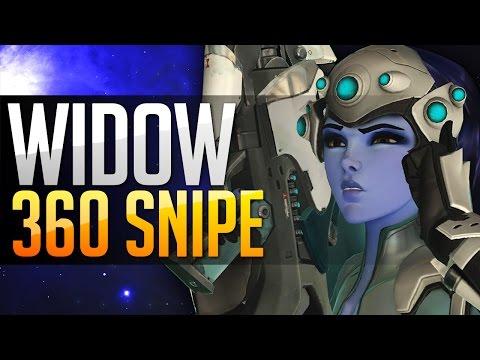 Overwatch - 360 Hook Snipe