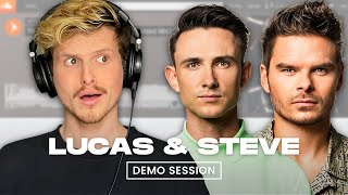 Listening To Your Demos with LUCAS & STEVE