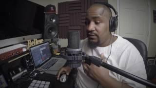 AKG C214 rap vocal demo