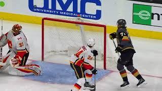 Calgary Flames vs Vegas Golden Knights - February 21, 2018 | Game Highlights | NHL 2017/18