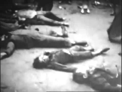 NKVD Massacres across Eastern Europe