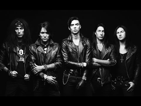 Black Veil Brides Reveal New Album Details