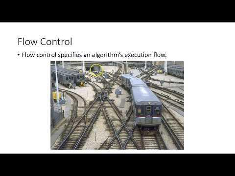 Algorithms Flow Control