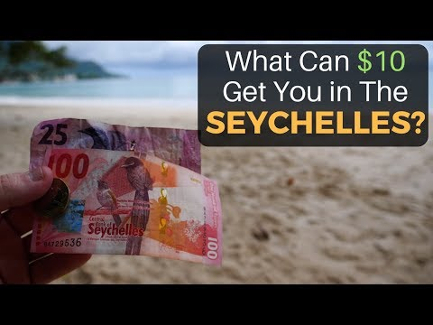 What Can $10 Get You in THE SEYCHELLES?!
