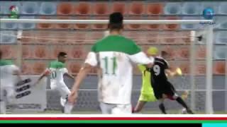 هدف التعادل لمنتخب المانيا ضد منتخب الجزائر -  كأس لعالم العسكرية  16/1/2017