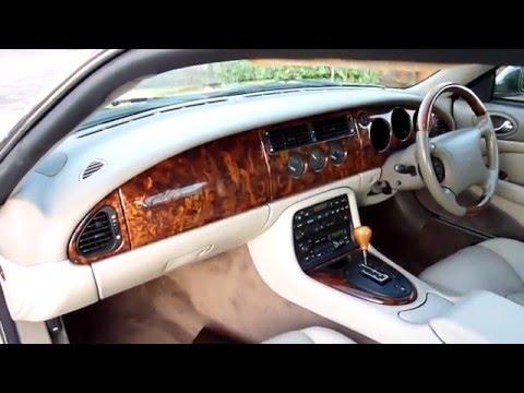 Video Review of 1996 Jaguar XK8 4.0 Auto For Sale SDSC Specialist Cars Cambridge