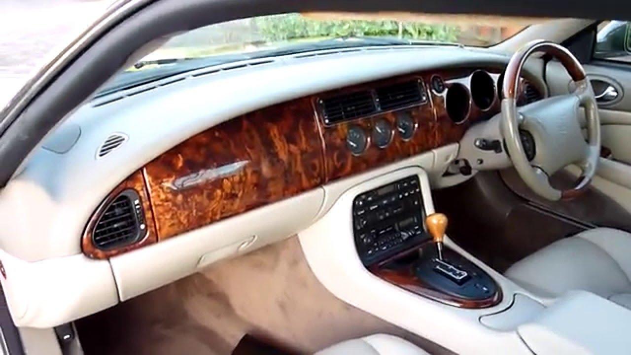 Video Review of 1996 Jaguar XK8 4 0 Auto For Sale SDSC Specialist Cars  Cambridge