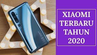 4 HP Xiaomi Terbaru Tahun 2020.