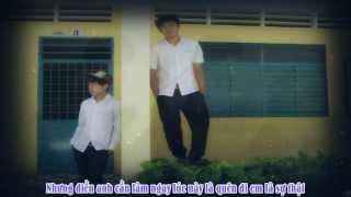Cố Quên Một Tình Yêu Trong Lớp - NooTin Ft. Louis Vint [Video Lyric Full HD]