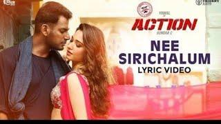 action-nee-sirichalum-whatsapp-status-vedio-romantic-love-song