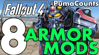 Top 8 Best Power Armor Mods for Fallout 4 So Far #PumaCounts