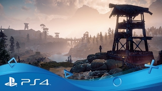 Horizon Zero Dawn | From Corridors to Mountains | PS4