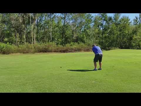 Golf At Huntington Hills Golf Course 11-18-2017