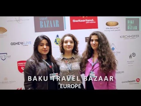 Baku Travel Bazaar Europe 2016