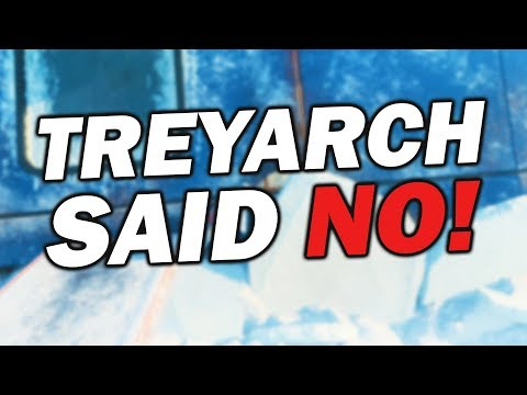 Treyarch Told The Community No Over This