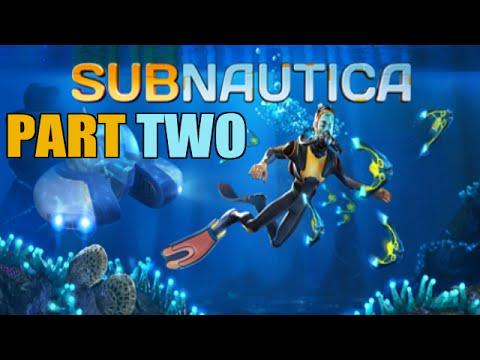 THE SEARCH FOR SILVER ORE   Subnautica #2