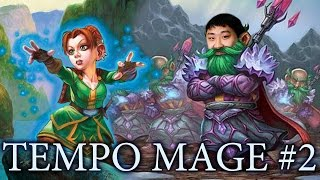Hearthstone Tempo Mage #2 - How and How Not to Topdeck