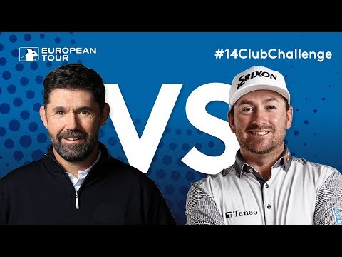 The 14 Club Challenge - Harrington vs McDowell