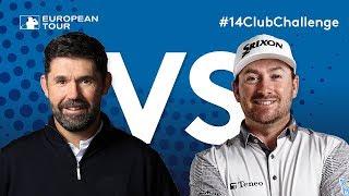 The 14 Club Challenge - Harrington vs McDowell