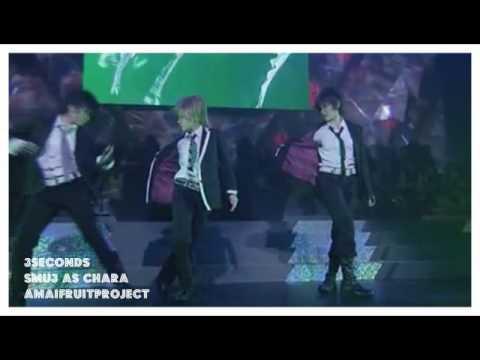 《歌ってみた》【Smu3 as Chara】 3Seconds