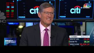 """Citi CEO Mike Corbat on CNBC's """"Squawk on the Street"""""""