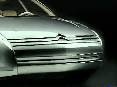 1999 Citroen C6 concept.mov