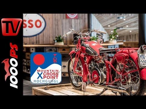 Top Mountain Crosspoint - höchstgelegenes Motorradmuseum Europas