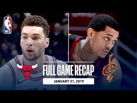 Fishhead - Cavs Fall At Home To Bulls On MLK Day Matinee Game