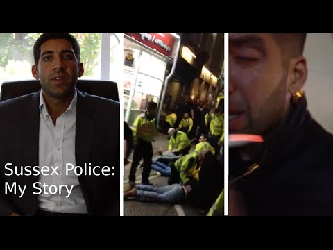 Sussex Police / Brighton & Hove gross misconduct incident -Do different laws apply to police?