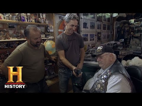 American Pickers: A Cossacks Patch Finds Its Way Home (Season 17, Episode 3) | History