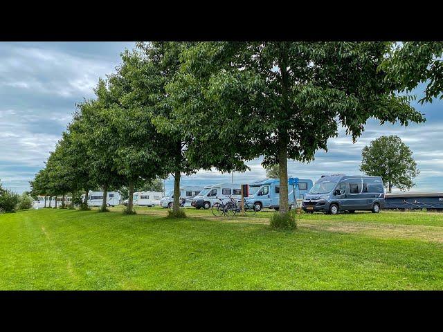 Camperplaats IJsseldelta Marina Hattem