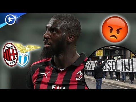 Nouveaux scandales racistes en Italie lors de AC Milan-Lazio Rome   Revue de presse