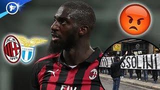 Nouveaux scandales racistes en Italie lors de AC Milan-Lazio Rome | Revue de presse