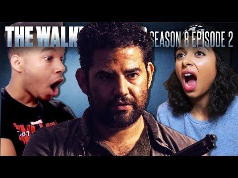 The Walking Dead: Season 8, Episode 2 Fan Reaction Compilation