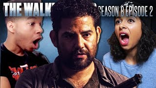 "Fans React To The Walking Dead: Season 8 Episode 2: ""The Damned"""