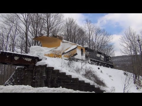 "Thumbnail: NYSW's ""Russell Plow"" Plows the Southern Division! - February 14th 2014"