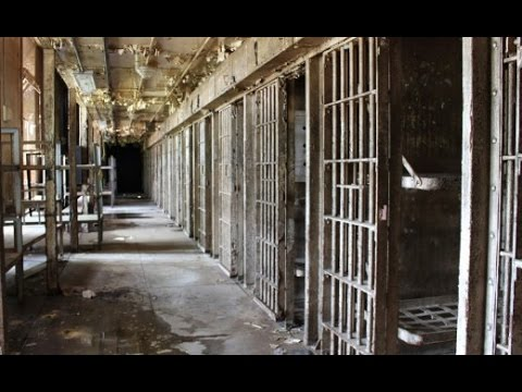 ABANDONED  PRISON (encountered people)