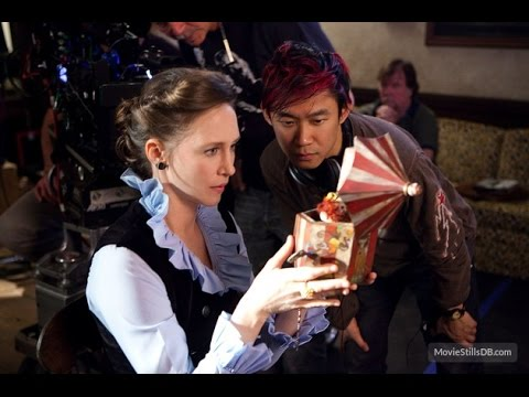 Behind the s of The Conjuring