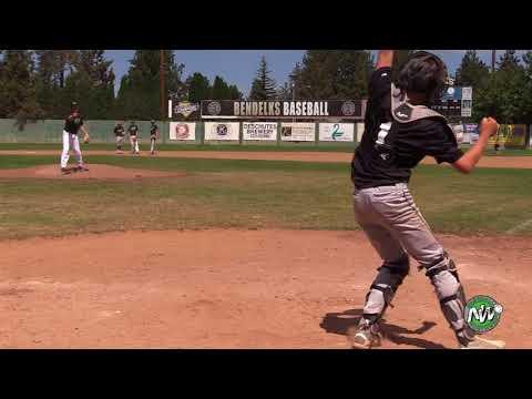 Wilson Weber - PEC - RHP - Sam Barlow HS (OR) - July 25, 2017