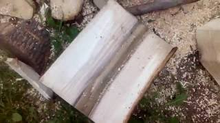 Точим чашу из полена(, 2016-06-20T14:46:18.000Z)