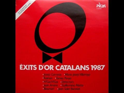 Diversos Artistes - Èxits D'Or Catalans 1987 - LP 1988 (Promo)