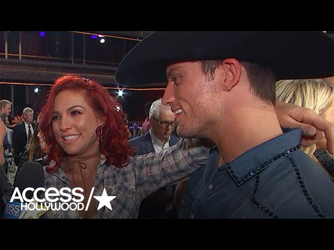 'Dancing With The Stars': Bonner Bolton & Sharna Burgess On Their Red-Hot Chemistry!