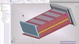 видео Автоматизированный анализ тепловых процессов