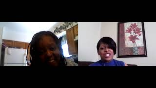 Second Chance Month Interview with Ms. Aretha McDowney